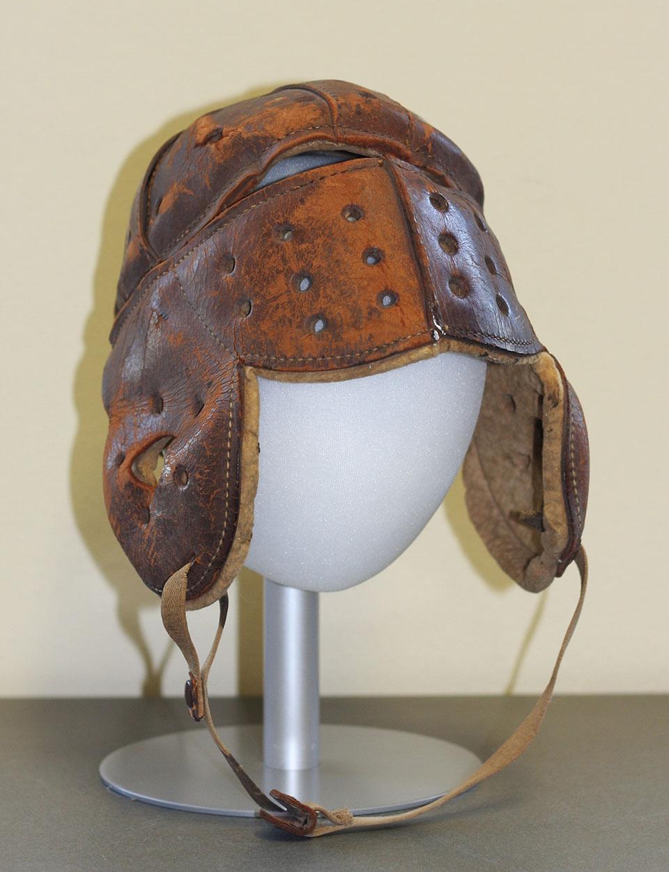 Galveston Hurricanes Football Helmet