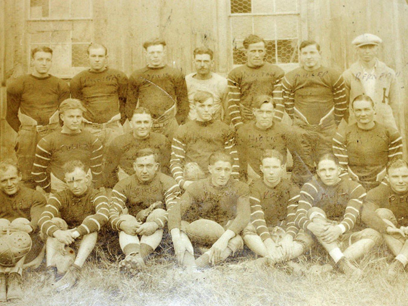 Galveston Hurricanes Football Team