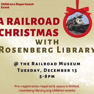 Railroad Christmas