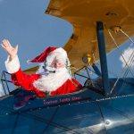 Stearman Santa