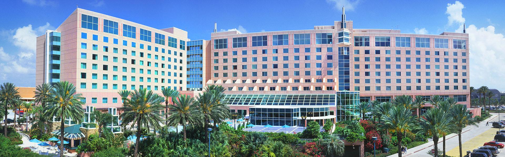 Moody Gardens Hotel, Galveston TX