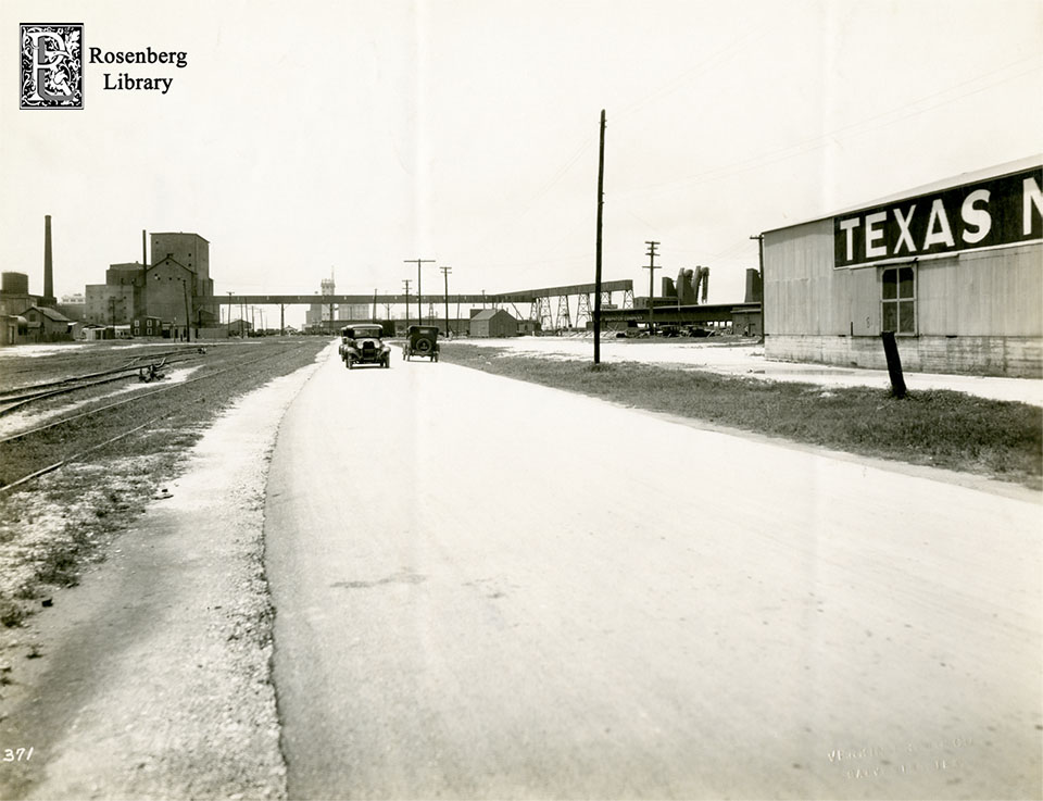 Texas Nail and Wire Company Factory