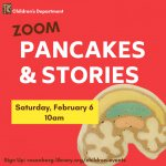 Pancakes & Stories