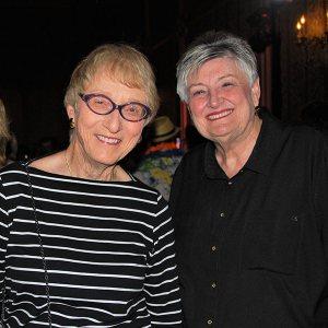 Doctors Barbara Thompson and Joan Richardon