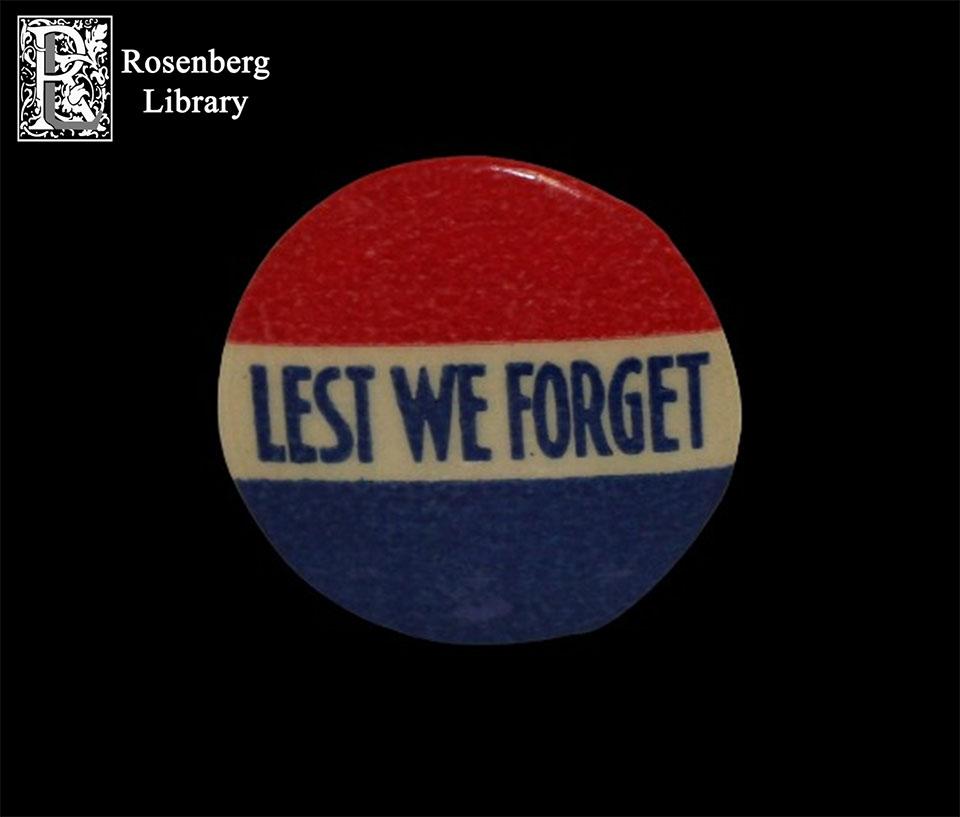 World War I Pin