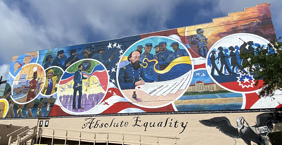 Absolute Equality Mural