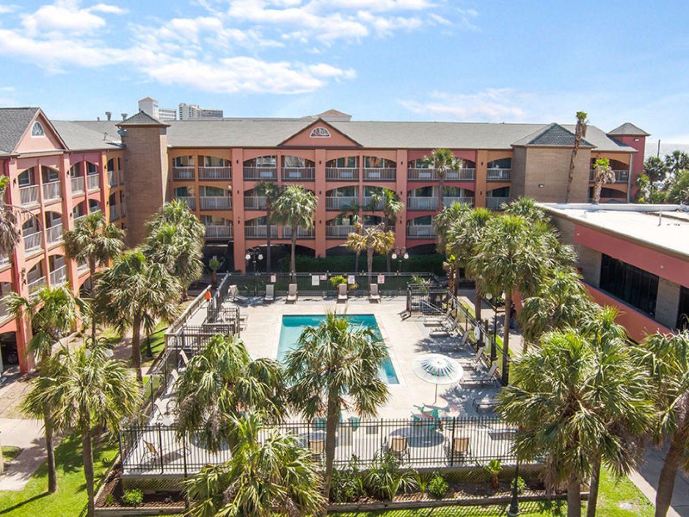 Beachfront Palms Hotel and Pool