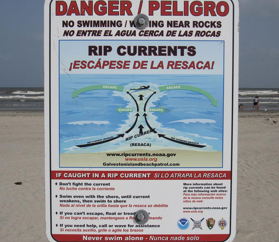 Rib Currents Sign